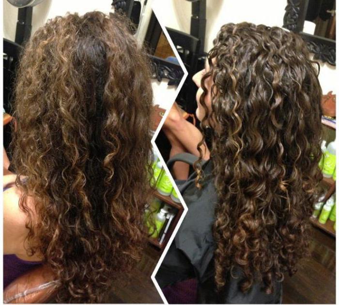Кудрявые волосы - правильно подбираем шампунь