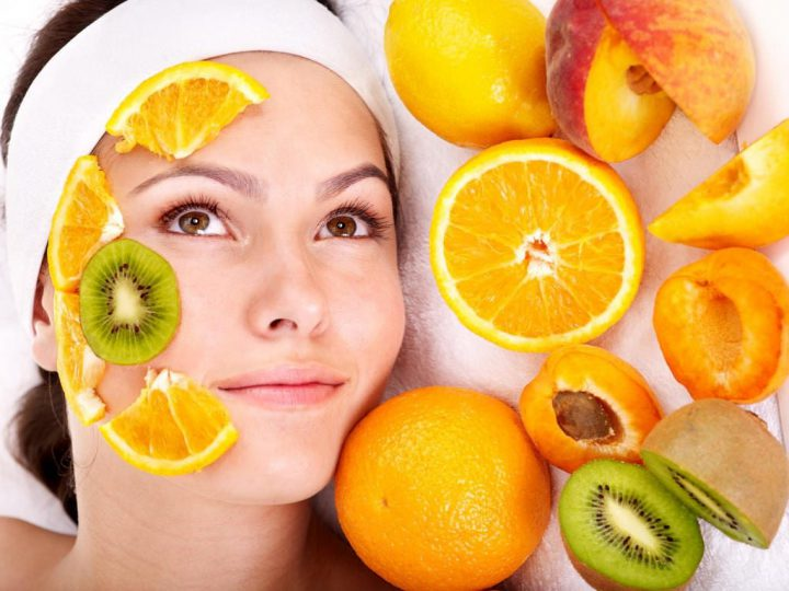 Фруктовые маски для сухой кожи лица и тела