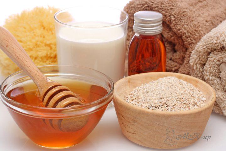 Народные рецепты красоты для сухой кожи