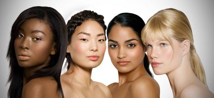 Типы волос по структуре - славянский, африканский, азиатский, европейский
