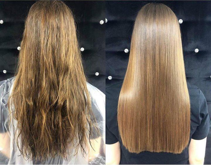 Процедура для восстановления волос - Счастье для волос