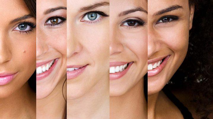 Типы кожи лица. Характерные особенности каждого типа кожи