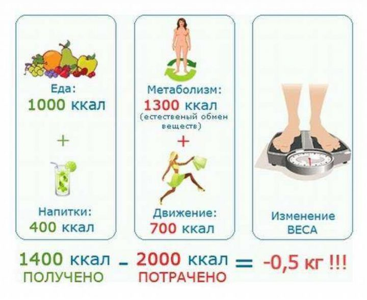 ускорить процесс сжигания калорий