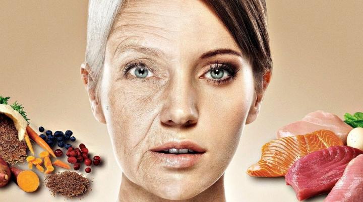 Влияние диеты на состояние кожи лица