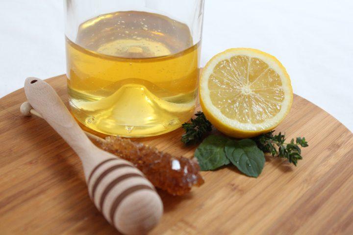 Маска с мумие и лимонным соком