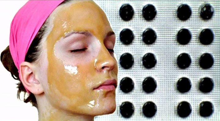 Маски для лица с мумие против морщин вокруг глаз