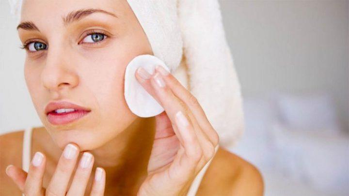 Очищение и тонизирование кожи лица