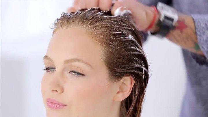 Правильная подготовка волос к укладке в прическу