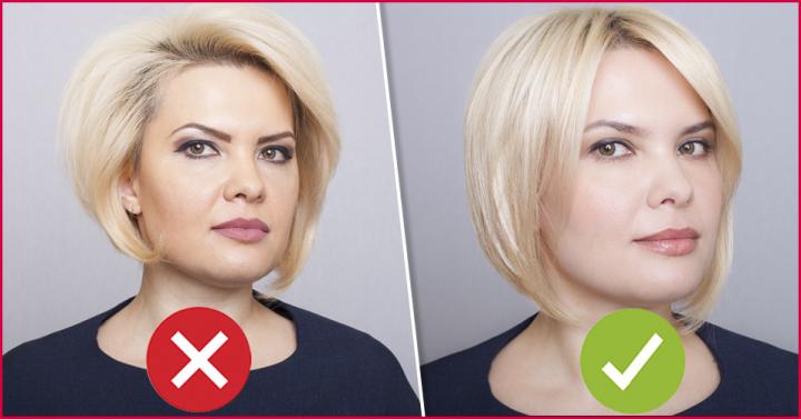 Прически на волосы, которые позволят вашему лицу выглядеть стройнее