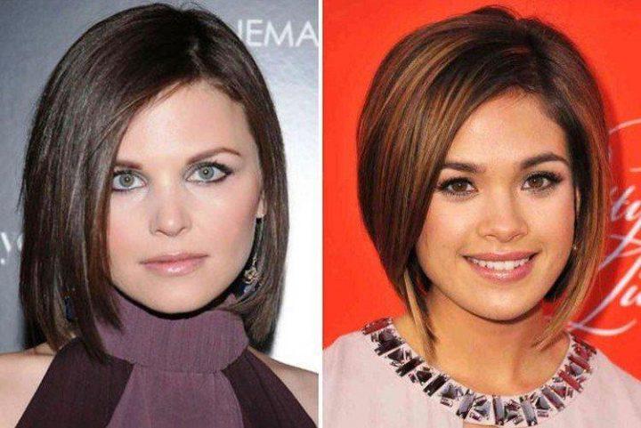 Стрижки волос, которые придадут вашему лицу стройность и привлекательность (фото)