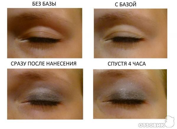 Нависшее веко: макияж для нависшего века (фото макияжа)