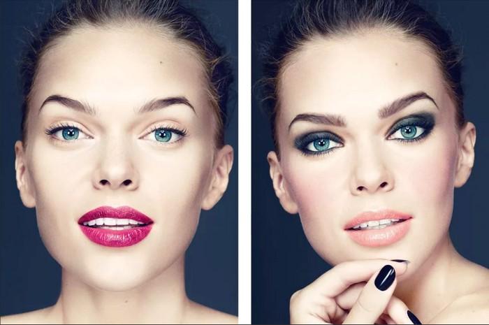 Цветотип вашей внешности. Как правильно наносить дневной и вечерний макияж
