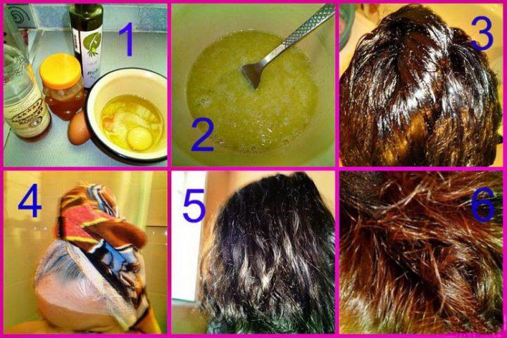 как правильно делать питательные маски для волос в домашних условиях