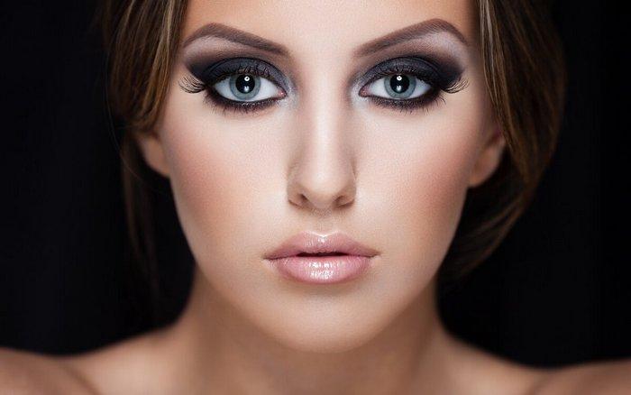 Как правильно нанести вечерний макияж