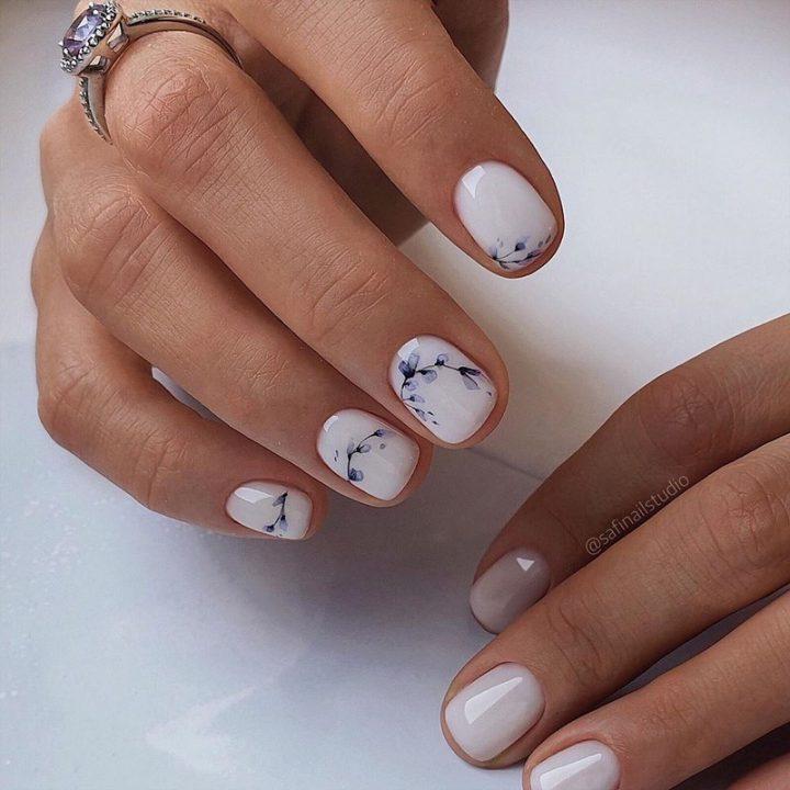 Квадратная форма ногтей: маникюр квадратные на ногти (фото)