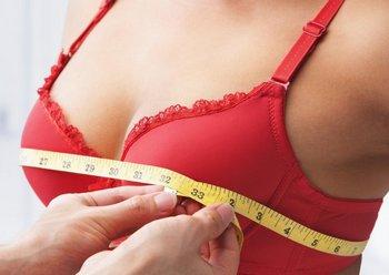 Как увеличить грудь девушке до 18 лет в домашних условиях без операции