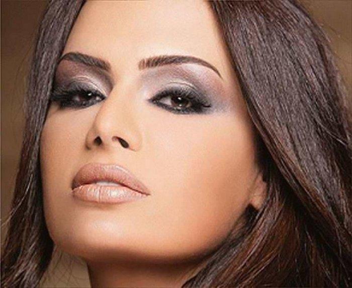 Макияж для карих глаз и брюнеток. Красивый дневной и вечерний макияж, фото
