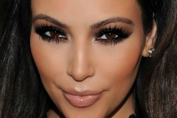 Макияж для карих глаз и брюнеток (фото + видео)