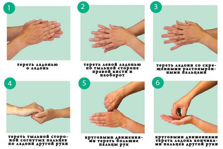 хороший способ поддерживать руки в тонусе – массаж