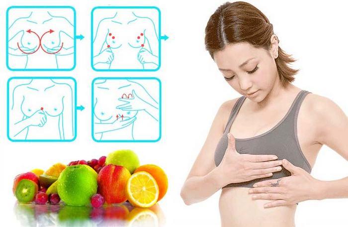 витамины для увеличения груди